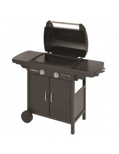 Barbecue à gaz 2 series classic LX D plus Vario avec plancha