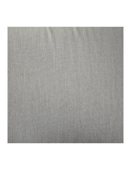 Fauteuil Barcelone Naturae en aluminium Blanc - Hesperide