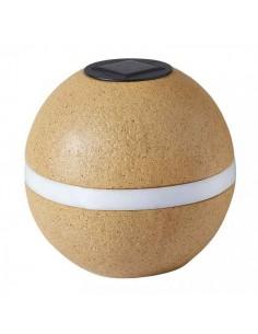 Glam Rock Orbe - Boule solaire pour jardin zen 18 x 20 cm - Smart Solar