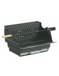 Barbecue Assouan - à poser ou encastrer - en fonte - Invicta