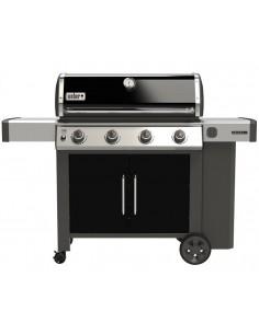 Barbecue à gaz Genesis® II E-415 GBS noir