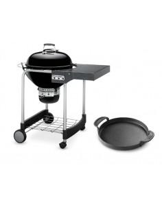 Barbecue à charbon Performer GBS Ø57 cm + plancha gourmet - Weber
