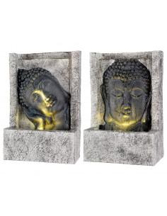 Fontaine Bouddha d'extérieur H.47 cm Semarang - Outsideliving