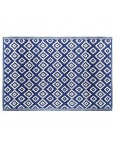 Tapis d'exterieur - L.120 x P.180 cm - Motif aux choix - Hespéride