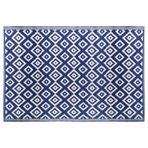 tapis d 39 exterieur en plastique recycl motif aux choix hesp ride. Black Bedroom Furniture Sets. Home Design Ideas