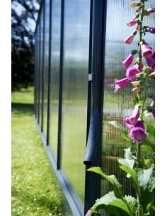 Descente d'eau HALLS pour serres Qube, Garden Room, popular, universal et magnum