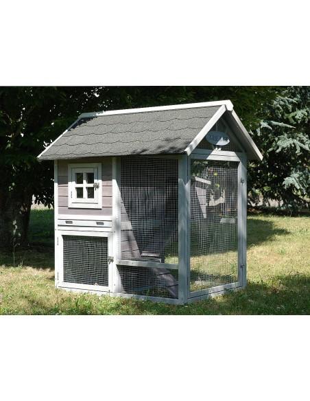 Poulailler Poule House- CPF
