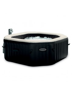 Spa gonflable Pure spa Octogonal 4 places - 2.01 x  0.71 m - Intex