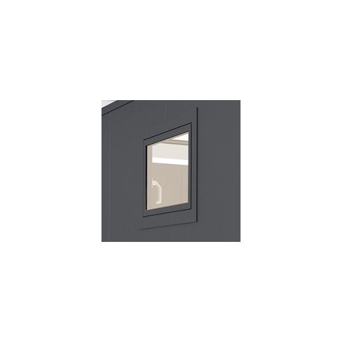 Fenêtre oscillo-battante verre isolant pour dépendance Casanova BIOHORT