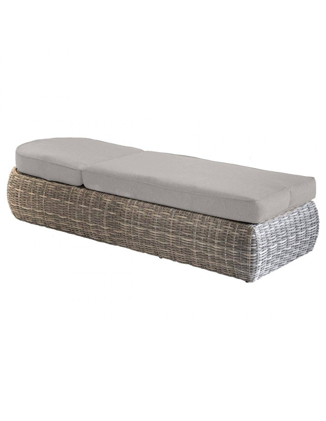 lit de piscine moor a aluminium et r sine tress e hesp ride. Black Bedroom Furniture Sets. Home Design Ideas