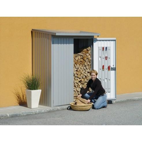 Kit de portes pour bûcher Woodstock BIOHORT