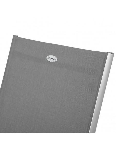 Transat Milonga Hespéride - Aluminium et texaline coloris au choix