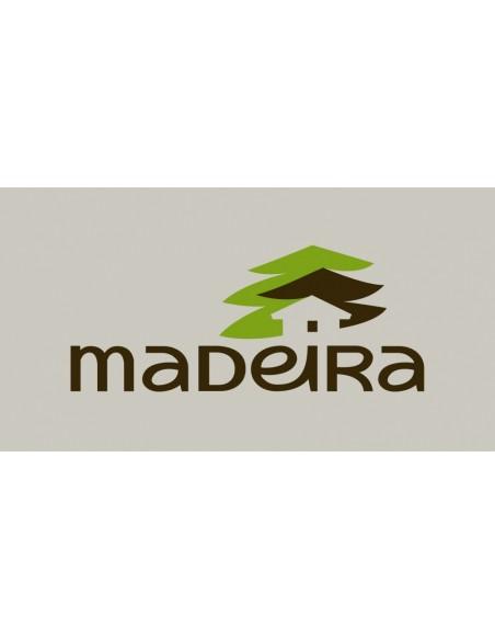 Abri CLEVY 2.83 m² en polycarbonate - MADEIRA