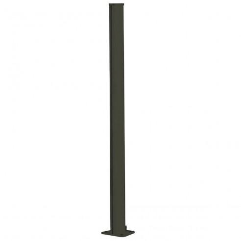 Poteau pour paravent simple Capao Mastic - Diam.5 x H.148.5 cm