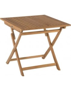 Table pliante en teck Malaga - Stern
