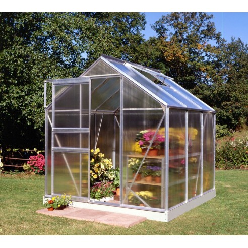 Serre Popular HALLS 3.8 m² - Polycarbonate de 4 mm