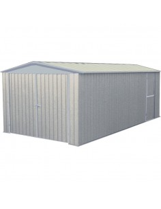 Garage Métal MELTON 13.50 M² - MADEIRA