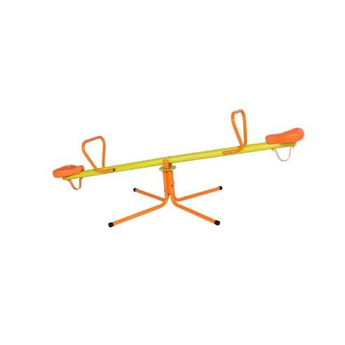 Trébuchet COUCOU rotatif en métal pour enfants 3/10 ans