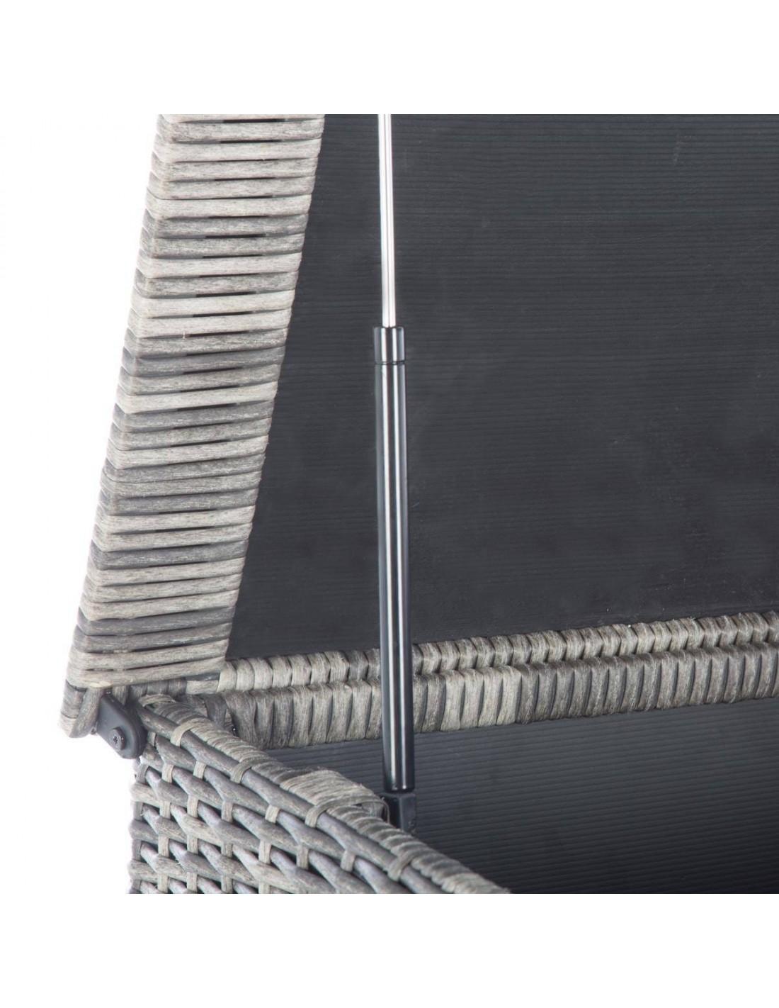 acheter en ligne aa941 17973 Coffre de rangement Bayana - L.166 x P.76 x H.79 cm - Hespéride