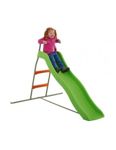 Toboggan ZAZOU 1.73 m de glisse pour enfants +3 ans