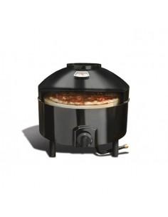 Four à pizza émaillé avec thermomètre - DELTA RUECAB