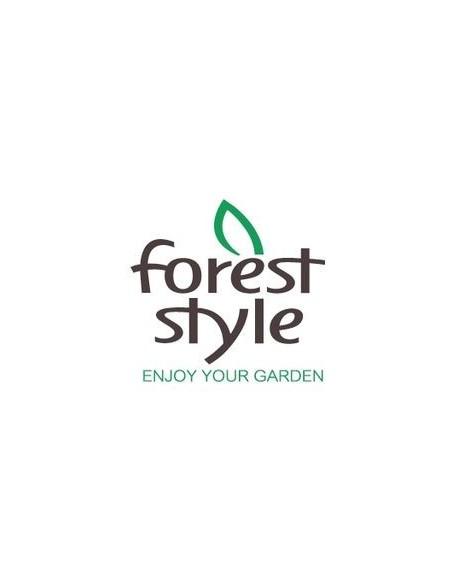Carré potager Nikita Forest style 5 compartiments en étages