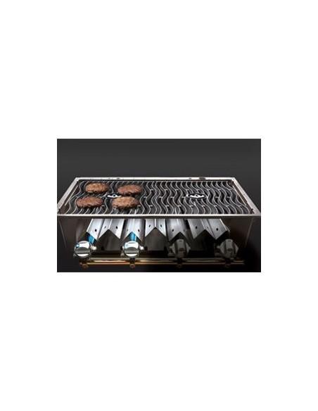 Barbecue gaz Rogue 425-1 Noir intense - NAPOLEON