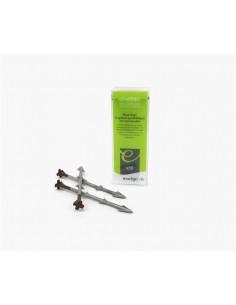Grappins de fixation pour gazon synthétique x 10 pièces - Exelgreen