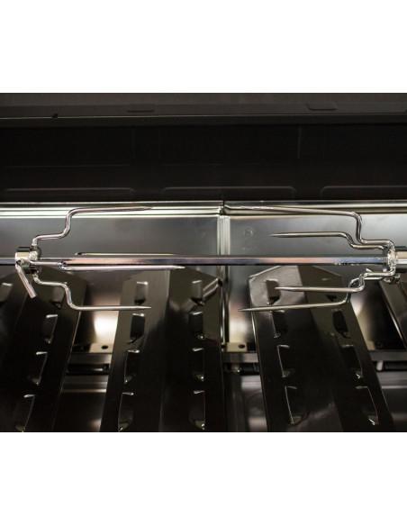 Kit rôtisserie Premium - Moteur Campingaz 230V + Broche