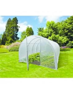 Serre Cerea 18 m² Nortene - PVC transparent 120 microns