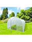 Serre Cerea 24 m² Nortene - PVC transparent 120 microns