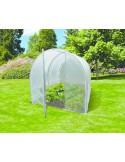 Bache de remplacement Serre Alania 6 m² Nortene - PVC transparent 120 microns