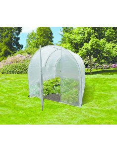 Serre Alania 6 m² NORTENE - PVC transparent 120 microns
