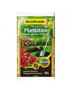 Terreau plantation ALGOFLASH 40L