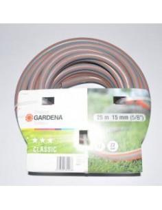 Tuyau classic 25 M diamètre 15 mm - GARDENA