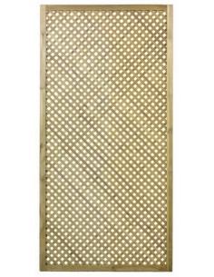Treillis Clématite en bois traité - 2 tailles au choix