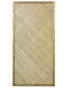 Treillis Clématite en bois traité -3 tailles au choix