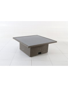 Table basse relevable LOCARNO - Carrée - MWH