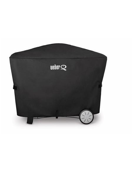 Housse Premium barbecue Weber séries Q 2000 et 3000