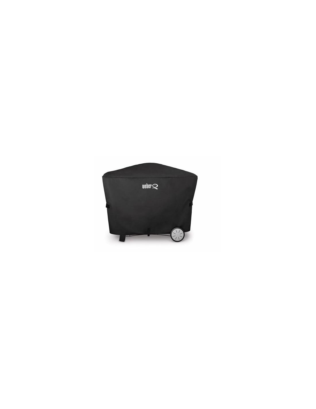 housse premium barbecue weber s ries q 2000 avec chariot et q 3000. Black Bedroom Furniture Sets. Home Design Ideas