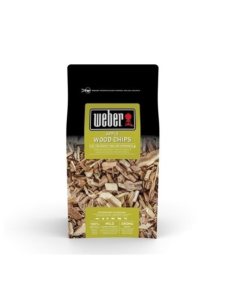 Bois de fumage pomme 0.7 kg - Weber