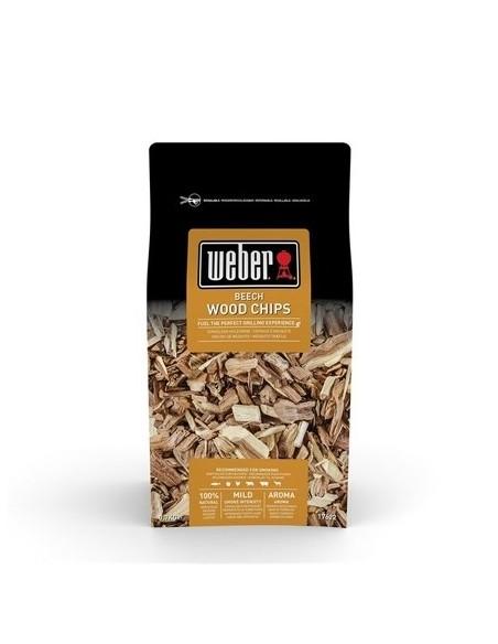 Bois de fumage Hêtre 0.7 kg - Weber