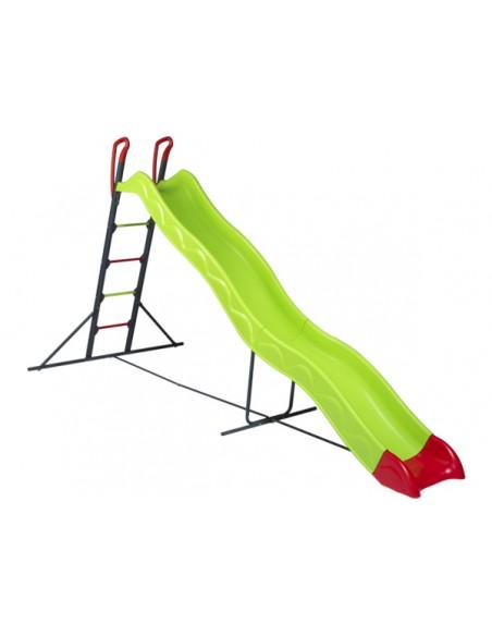 Toboggan EZAR 3.32 m de glisse pour enfants +3 ans