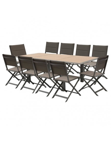 Table Extensible Allure 10 Places