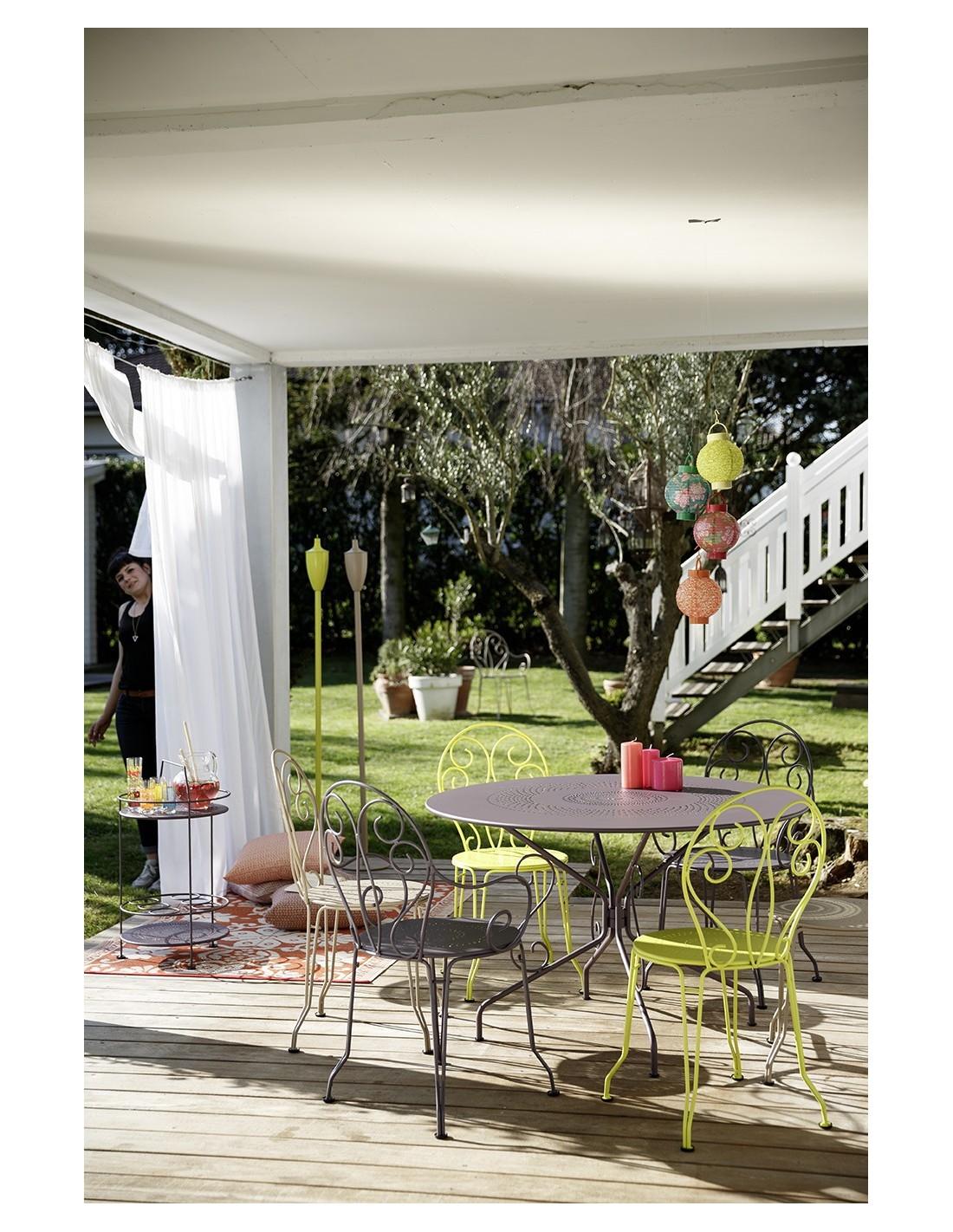 Best Salon De Jardin Imitation Fermob Contemporary - Payn.us - payn.us