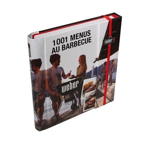 Livre de recettes 1001 menus au...
