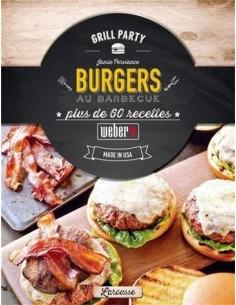 """Livre de recettes """"Burgers..."""