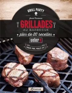 """Livre de recettes """"Grillades au barbecue"""" - Weber"""