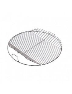grille de cuisson chrom e pour barbecue charbon 47 cm weber. Black Bedroom Furniture Sets. Home Design Ideas