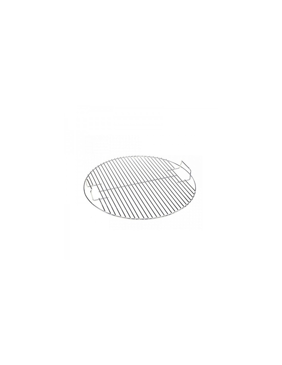 Grille de cuisson chrom e pour barbecue charbon diam tre 57 cm weber - Grille de barbecue weber ...